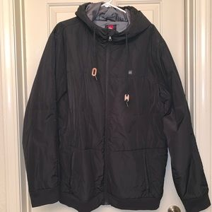 Quicksilver Coat